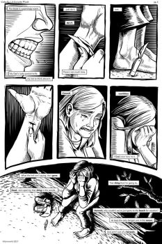 Cycles Ep1 pg2 A Cry in the Woods by Were-World