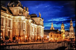 Dresden IV by calimer00