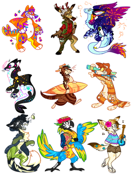 24 HOUR SUMMER ADOPT AUCTION closed by SHOUTMILO