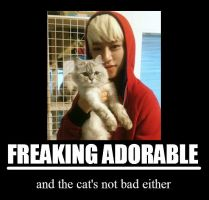 Freaking Adorable - Daehyun by iwantmoremilk14
