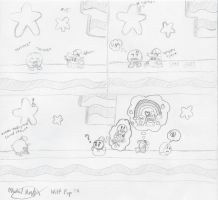 Kirby Super Star - Sharing by Wolf-Pup-TK