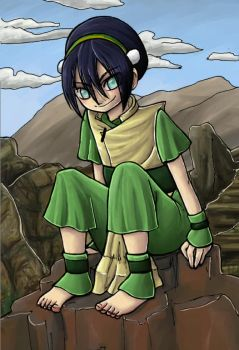 Toph by lainchan