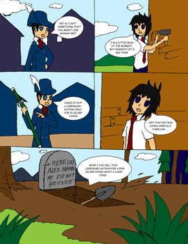 Terraria: Buisness with the Travelling Merchant. by Notori0us7