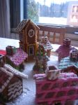 :.Gingerbread village.: by Evechu19
