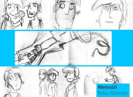 RUFUS : I just love him by MetroUI