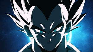Vegeta so cool by ByOnlyStyle