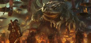 Swamp's Lord - final by Grosnez