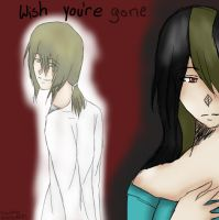Wish you're gone -cover- by gosetsuke123