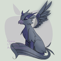 Griffin Sample by oOnyaOo