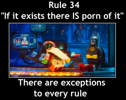 There is no porn of robin fprm the new movie by Jonfinetails
