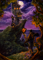 Wizard Tower by Snapdragoon