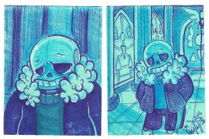 Monofell Sans Stickynotes by The-real-Vega777