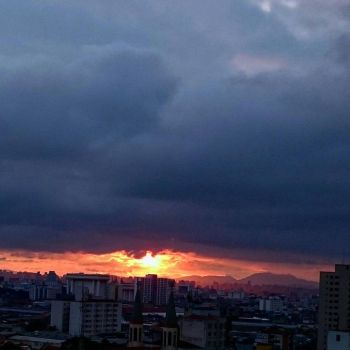 Sunset - So Paulo,  SP  by lucholopez