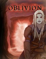 WIP - Oblivion Cover - Front by KABren