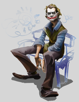 JOker by KZBulat