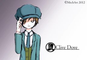 Clive Dove by MechArt-CharaChan
