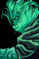 Thresh Unfinished by Kaenrry