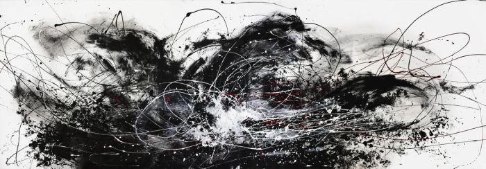 carved on a fragment of skin by agnes-cecile