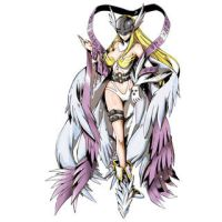 Angewomon - Digimon crusader by Petronikus