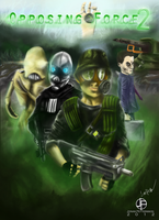 Opposing Force 2 by Harkaiden