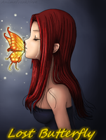 Lost ButterFly by xAnimeFreak666x