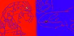 Groudon and Kyogre by Kiwigirl4377