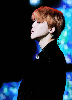 On stage: Jimin by xCollecx