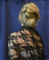 Black Lace 16 by RachgracehStock