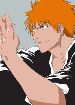 Ichigo by umbreontbh