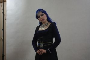 STOCK - Gothic Blue by Apsara-Art