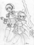 Saber Aigis wippy by 47ness