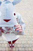 Totoro Hoodie by challengeaccepted