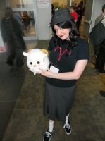NekoCon 2013 Photo 01 - Humanstuck FedoRadia by SanchaySquirrel