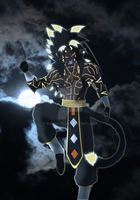 Rai - Demon Celestial God by Sonkai912