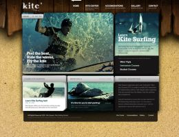 Kite Square Website Study 2a by jpdguzman