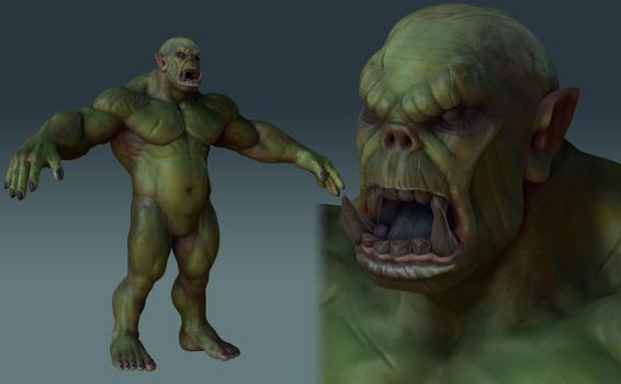 Orc BPR by dackQ