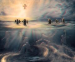 Ocean Resurrection 3D by rsiphotography