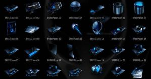 Alienware Breed Icons by Polina110986