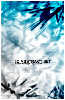 3d Abstract by JavierZhX