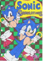 SONIC GENERATIONS by izzysonic77