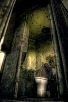 Evil Toilet of Doom by Beezqp