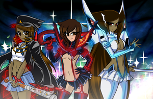 Kill La Kill by Neferity