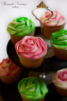 Cupcakes by Hannah-Victoria