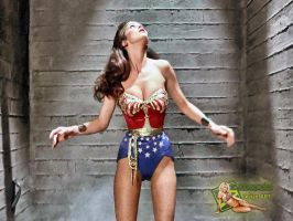 Lynda Carter | Wonder Woman | 112O | L99L | UYNW by c-edward