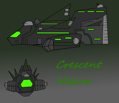The Crescent Helion by Jmp01
