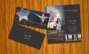 Invitation 15 Years by fullvocal