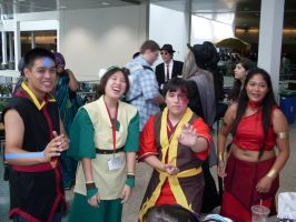 It's AX 2010 Day 1 Everyone by UchihaSae
