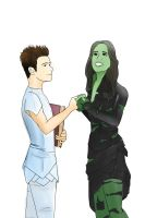 Hummelberry on Wicked by Koryandr