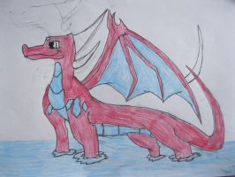 Rubin and Mustic Water by NewMoon-Dragoness