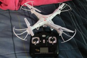 New Quadcopter (NOW WITH LINK TO YOUTUBE!) by RedTail126548